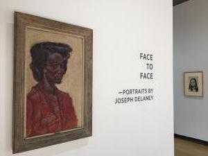 Portraits - Joseph Delaney